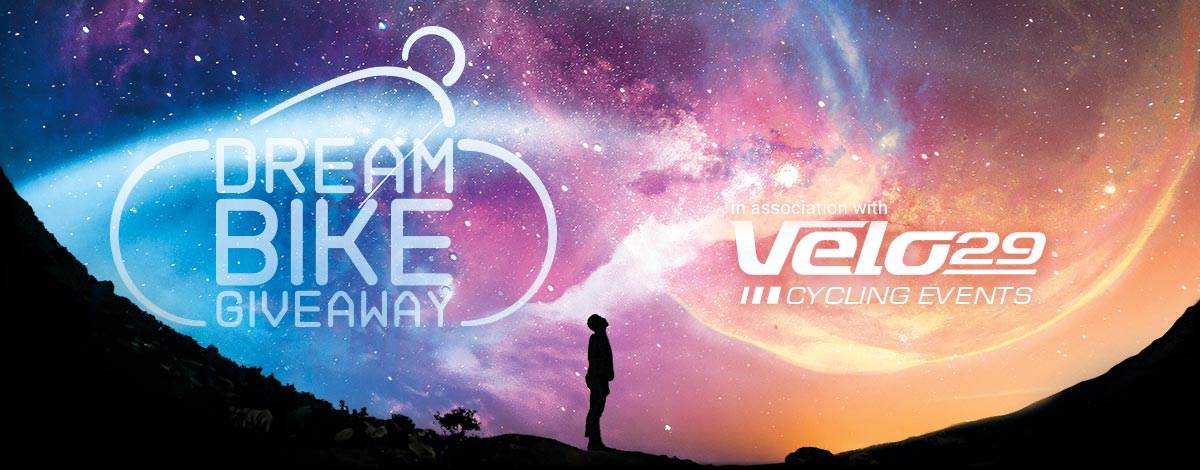 Dream Bike Giveaway in association with Velo29 Events